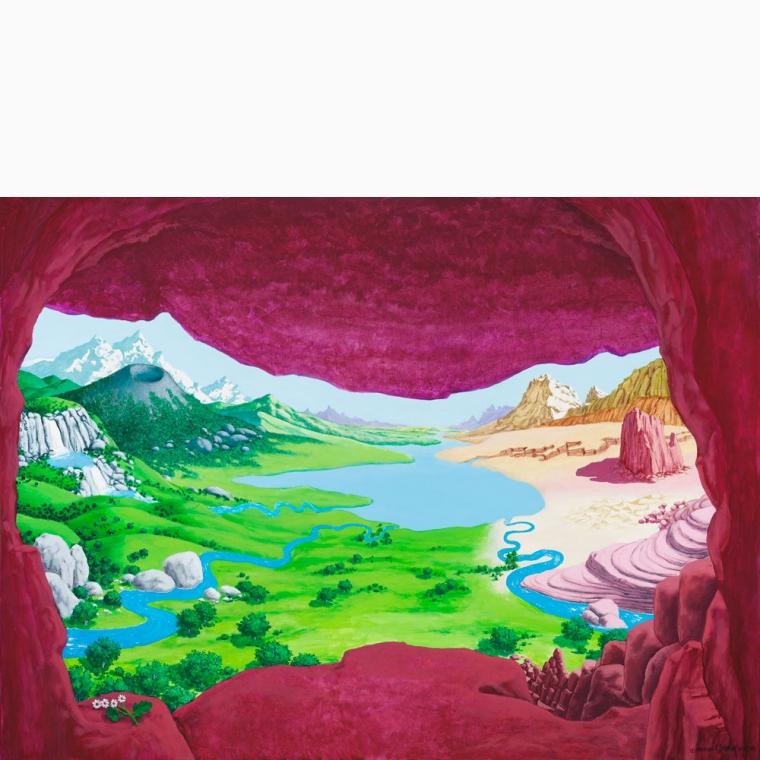 My Secret Cave