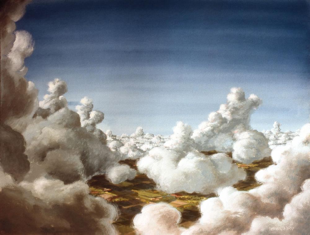 Big Puffy Clouds