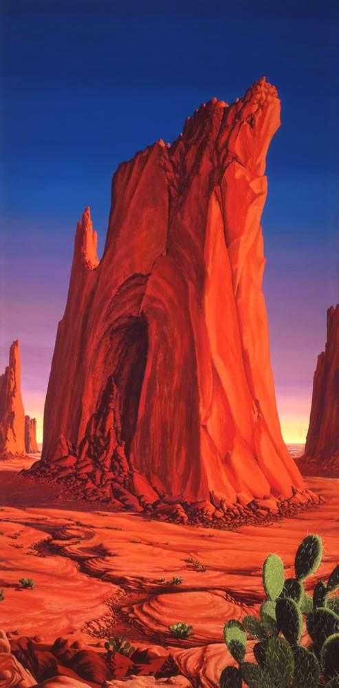 Horsehead Mesa