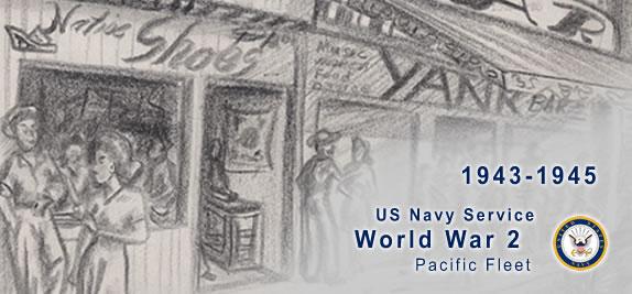 Lindsay Jo Finney Hight Interview: Vernon Finney's US Navy Service during World War 2
